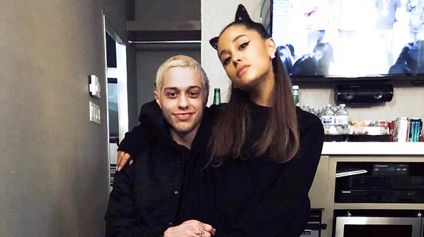 Pete Davidson Unfazed by Ariana Grande Diss: Hell Joke About His Life Anyway, Says Source