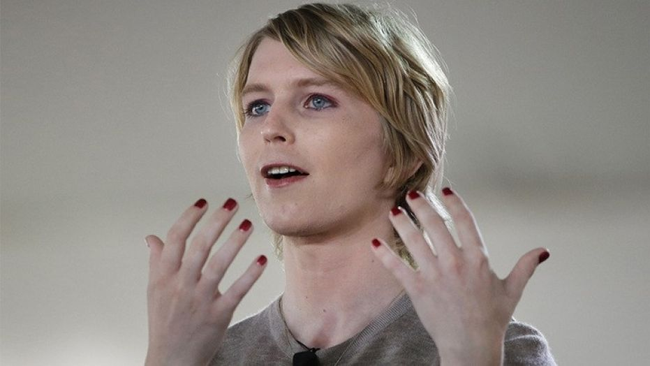 Chelsea Manning files to run for US Senate seat in Maryland
