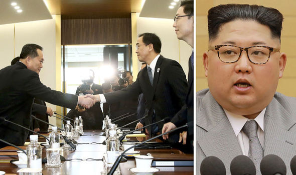 North Korea agrees to talks with Seoul after months of threats from Kim Jong-un