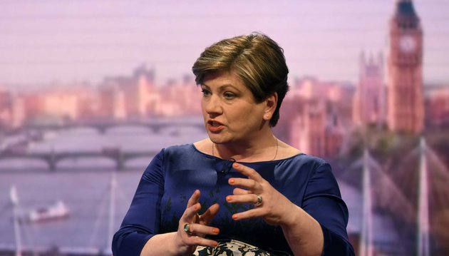 Emily Thornberry: Donald Trump Is A Racist And An Asteroid Of Awfulness, Says Labours Shadow Foreign Secretary