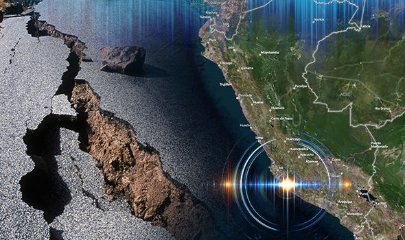Major 7.3 magnitude earthquake outside Peru sparks tsunami warning