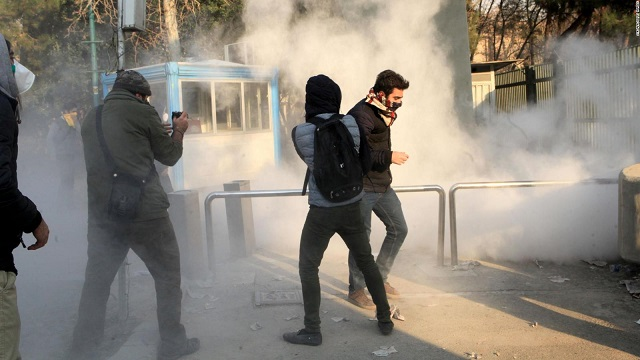 Death toll rises in Iran amid wave of anti-government protests