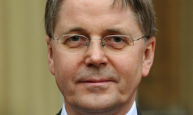 Former civil service chief Sir Jeremy Heywood dies aged 56