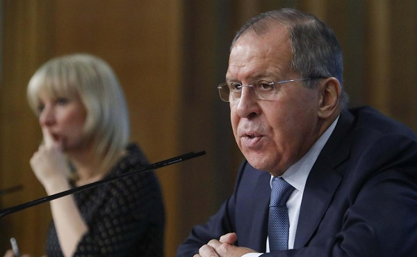Russia will not support U.S. attempts to change Iran nuclear deal: Lavrov