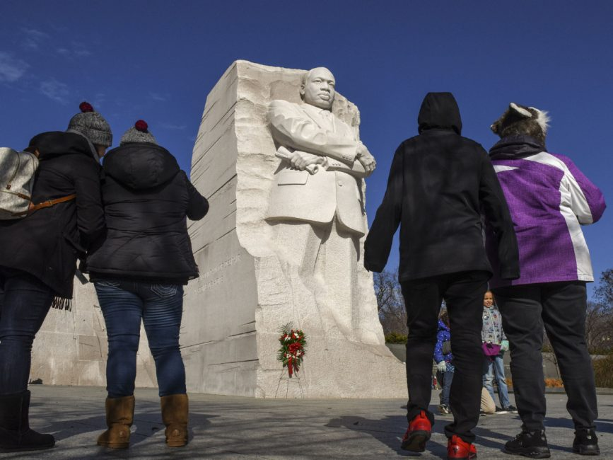 Martin Luther King Jr.'s words continue to inspire, nearly 50 years after his death
