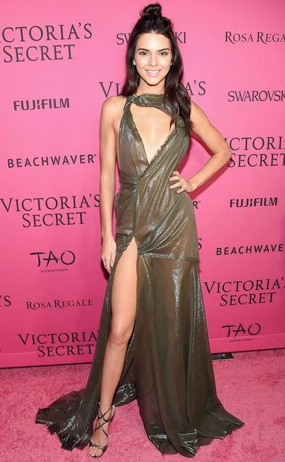 See Kendall Jenners Victorias Secret Fashion Show Evolution