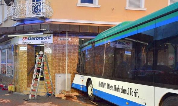 47 children injured in school bus crash in Germany - 10 in serious condition