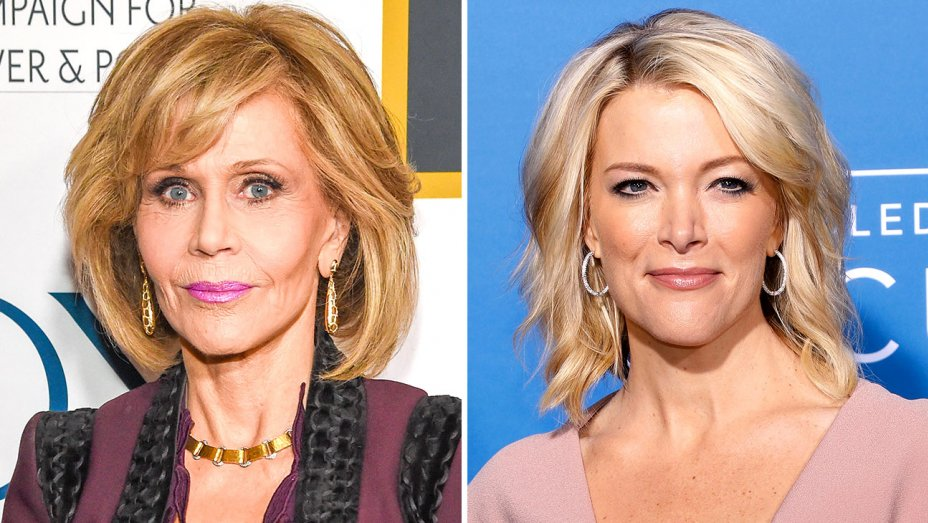 Jane Fonda Jokes About Awkward Megyn Kelly Interview in Latest Today Appearance