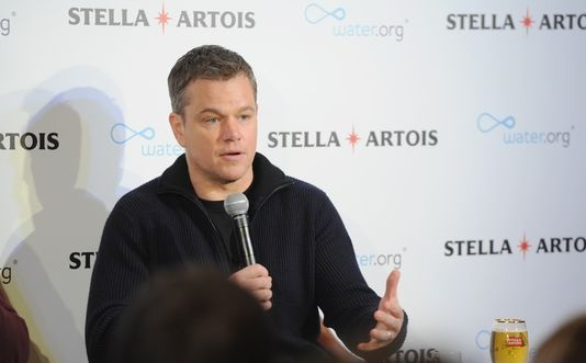 Matt Damon apologizes for #MeToo comments, says he's shutting up now