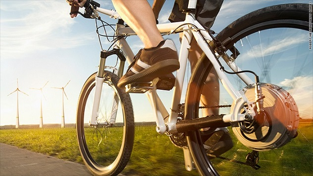Electric bicycles emerge as a hot trend in the U.S