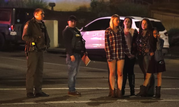 Thousand Oaks shooting: gunman kills 12 at California western bar