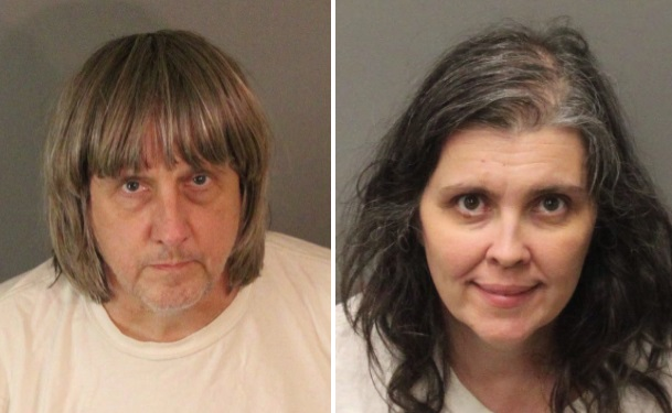Parents Charged With Torture And Abuse Of 13 Children Face Life In Prison