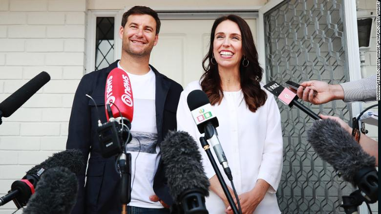 New Zealand Prime Minister Jacinda Ardern reveals she is pregnant