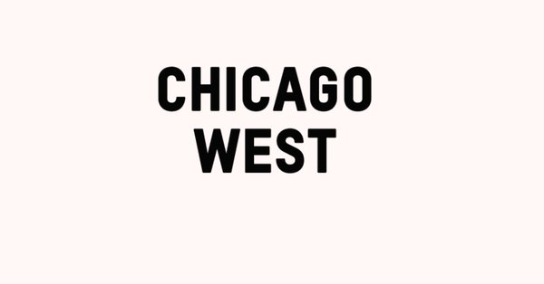Kim and Kanye reveal baby girl's name: Chicago West