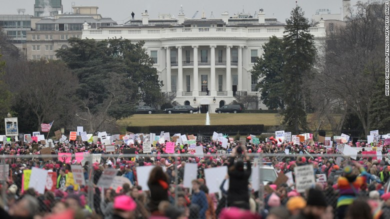 Everything you need to know about womens marches this weekend