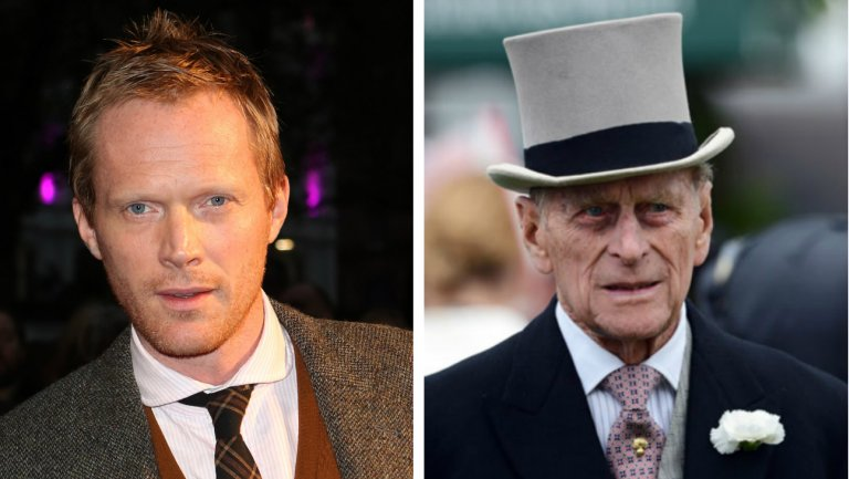 The Crown: Paul Bettany Near Deal to Play Prince Philip
