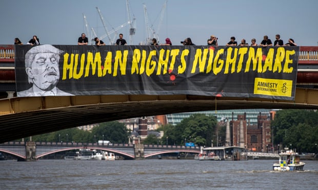 Britain's long tradition of respect for human rights is under threat | Sadiq Khan and Matthew Turner