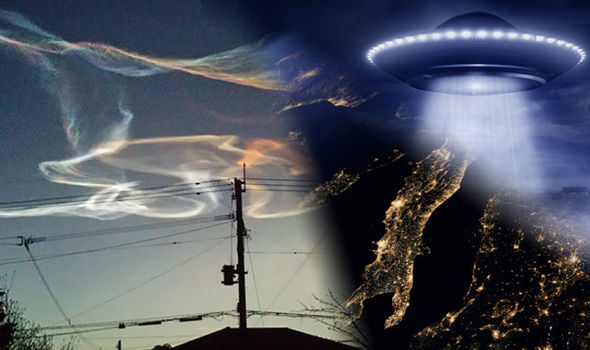 Sign of alien life? Mysterious phenomenon spotted in skies above Japan