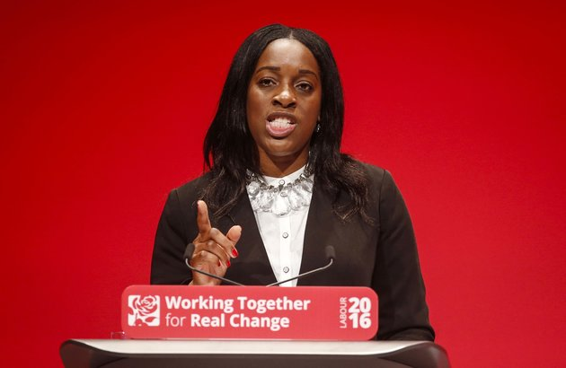 Kate Osamor Resigns From Shadow Cabinet After Throwing Bucket Of Water At Reporter