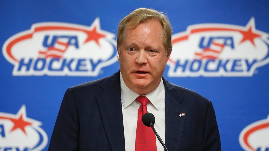 Jim Johannson, US Olympic men's hockey general manager, dies unexpectedly at age 53