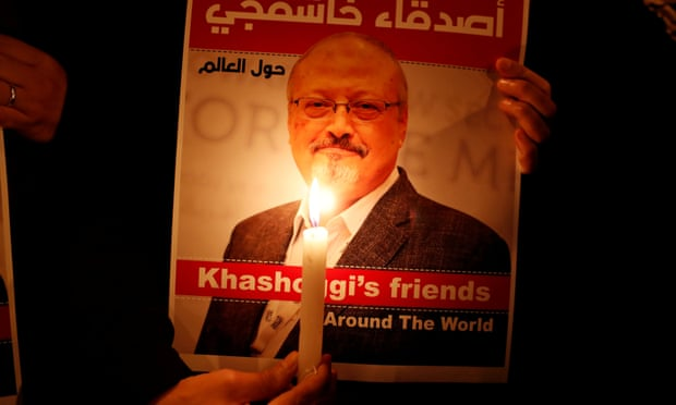 Time magazine names Jamal Khashoggi and persecuted journalists person of the year