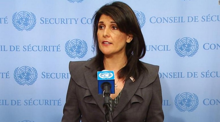 Nikki Haley: We will never accept a nuclear North Korea