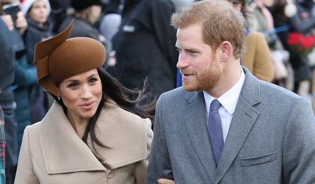 Meghan and Harry Might Spend Christmas Morning Apart Thanks to This WILD Royal Rule