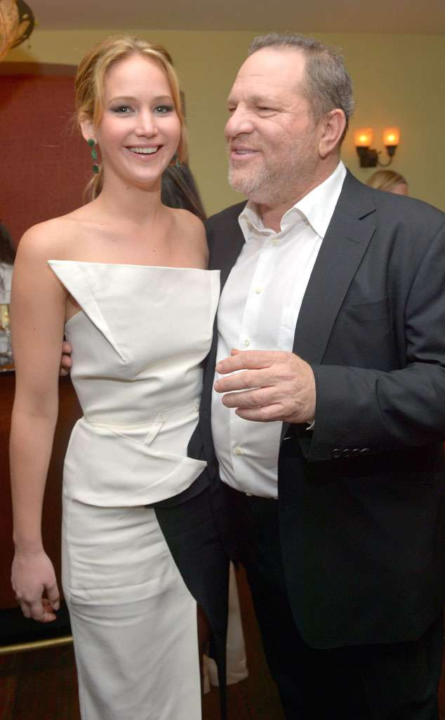 Jennifer Lawrence Denies Harvey Weinsteins Alleged Claim That They Slept Together