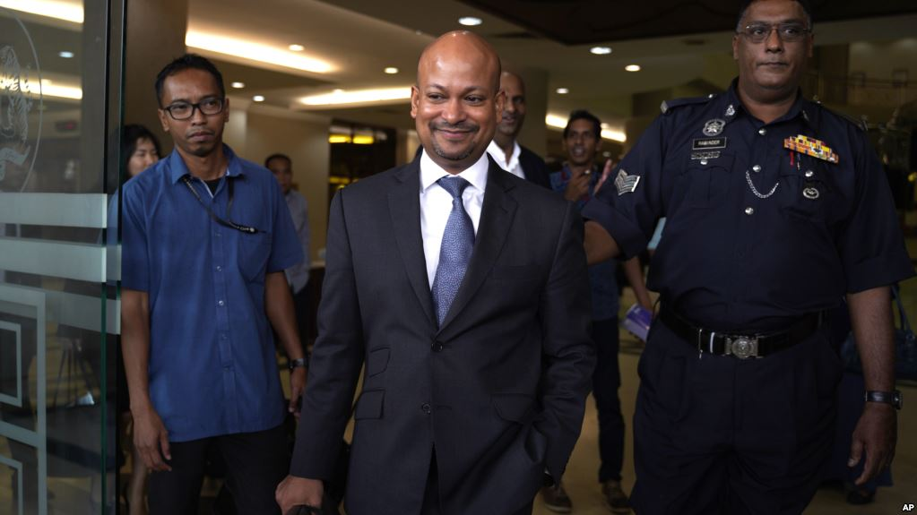 Malaysia Charges Goldman Sachs, 2 Employees in 1MDB Probe