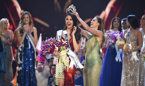 Miss Universe 2018: Catriona Gray, from the Philippines, claims crown as first transgender contestant fails to make top 20