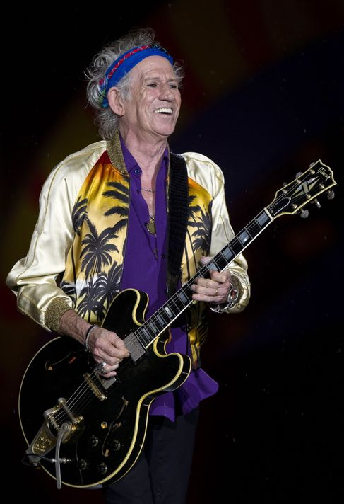 On his 75th birthday, a look at Keith Richards outlandish, quirky quotes over the years