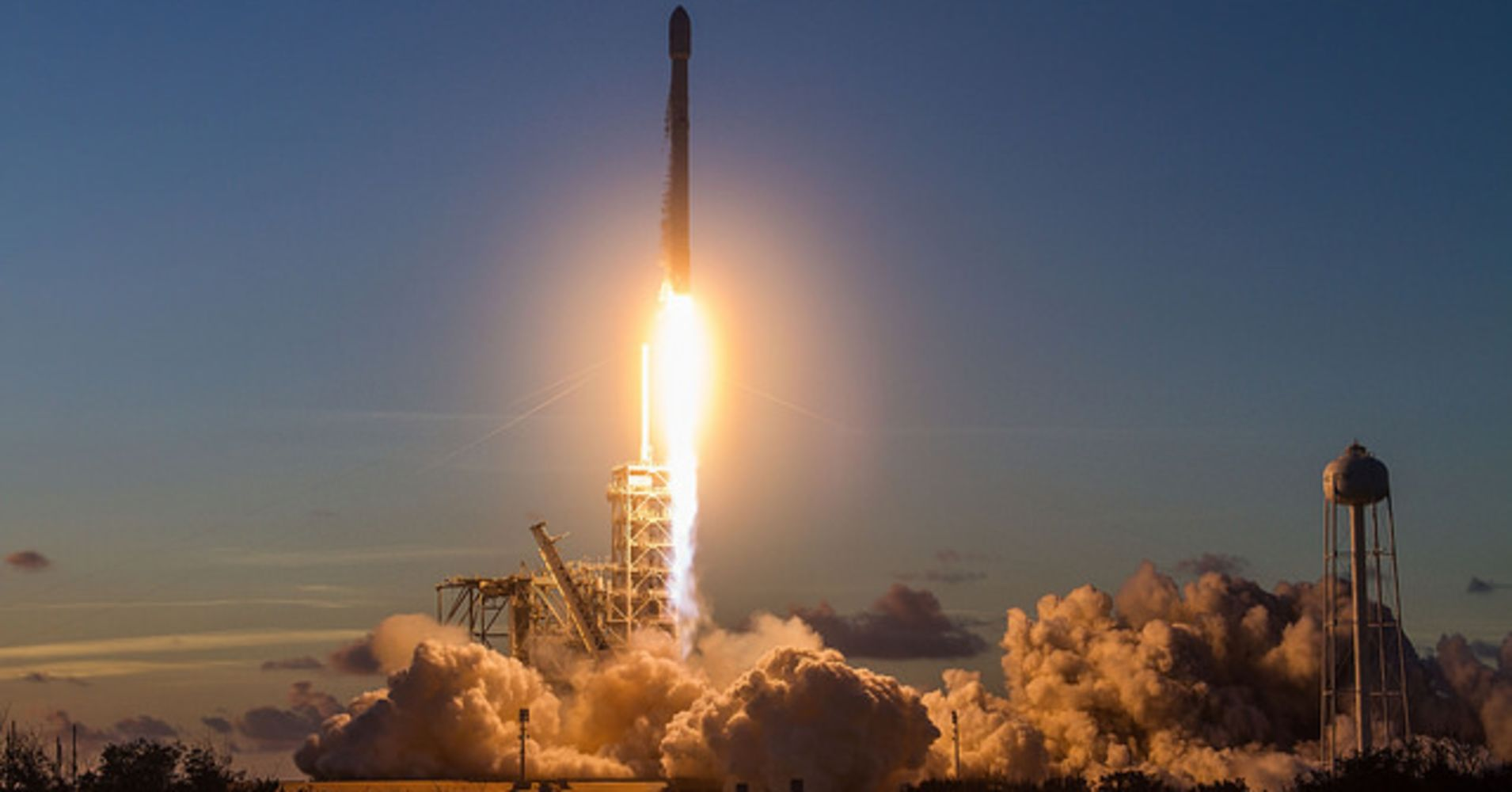 SpaceX to launch US spy satellite
