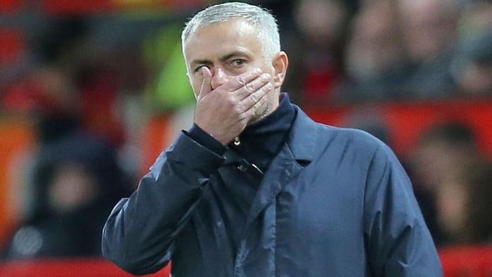 José Mourinho sacked by Manchester United after worst start in 28 years