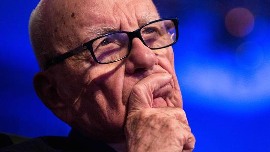 Facebook, Google promote scurrilous news, and should pay for quality content, said Rupert Murdoch