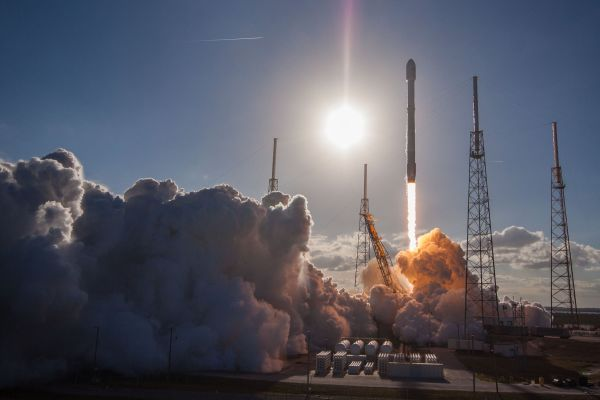 Watch SpaceX launch its final Falcon 9 rocket of the year for the Air Force