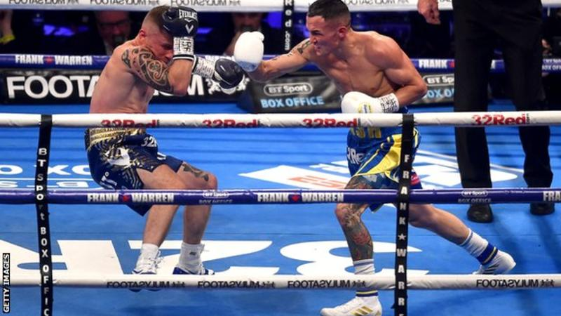 Carl Frampton not ready to make a hasty decision on his boxing future
