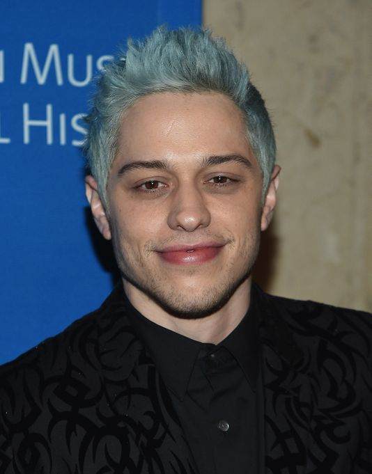 Pete Davidson gets VIP treatment at Machine Gun Kelly concert a week after disturbing post
