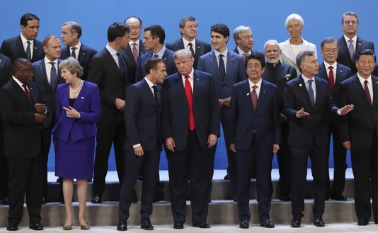 G20: Step Up to Boost Inclusive Growth