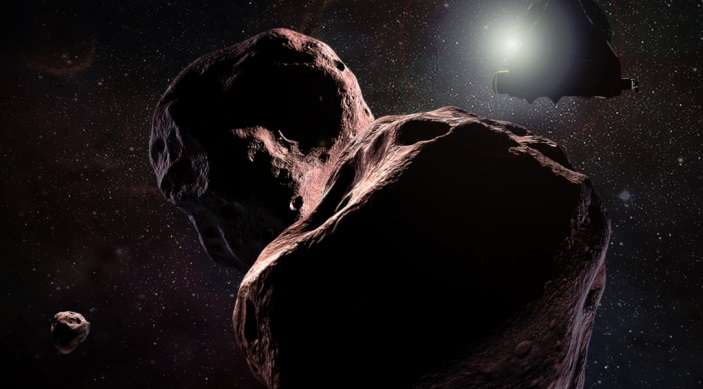 NASA wants you to celebrate New Years with its New Horizons space probe