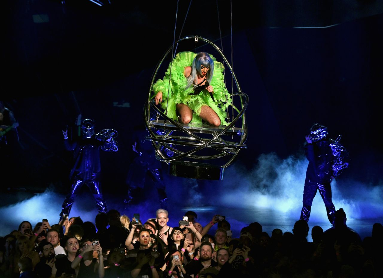 A Vegas star is born: Lady Gaga stuns, soars in Sin City debut