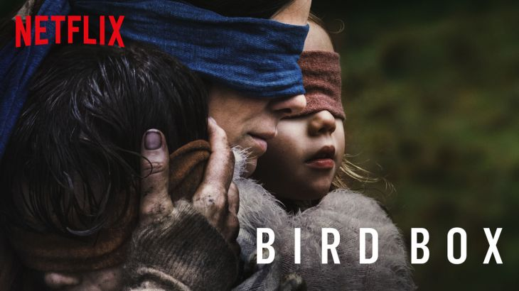 Bird Box, starring Sandra Bullock sets new Netflix viewing record in its first week