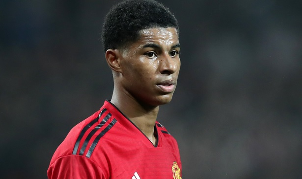 Rashford learns from master at Solskjaers finishing school
