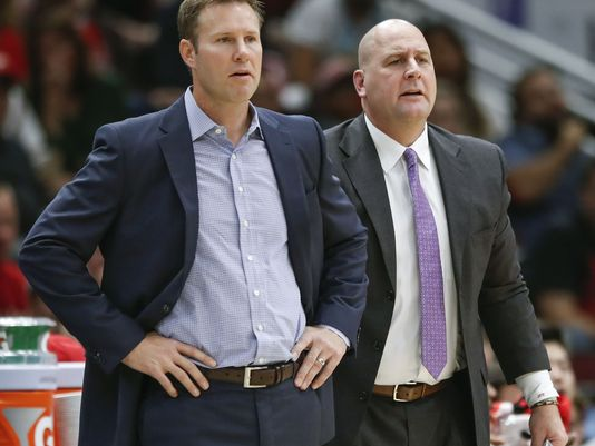 Chicago Bulls fire coach Fred Hoiberg; Boylen takes over
