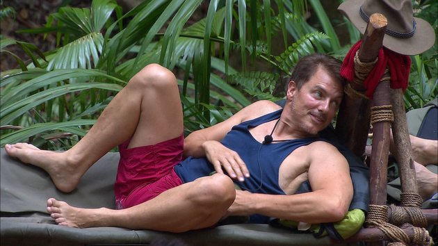 John Barrowman Returns To 'I'm A Celebrity' After Spending Night In Hospital Following Nasty Fall