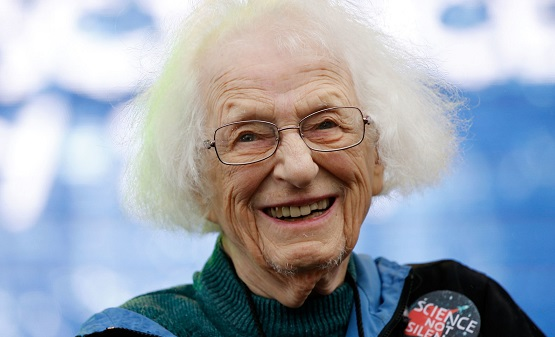 Hubble telescope mother Nancy Grace Roman dies