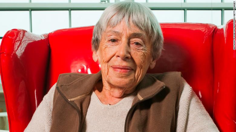 Ursula K. Le Guin, famed science fiction and fantasy writer, dies at 88