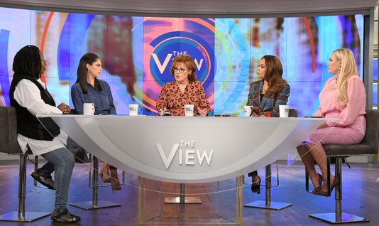 Bush tribute erupts into shouting match between Meghan McCain and Joy Behar on The View