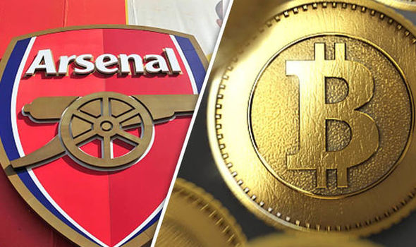 Bitcoin news: Arsenal signs cryptocurrency deal in world first