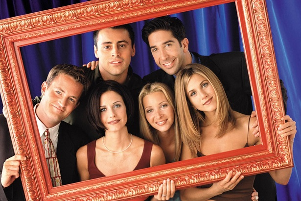 Netflix Will Keep 'Friends' Through Next Year in a $100 Million Agreement