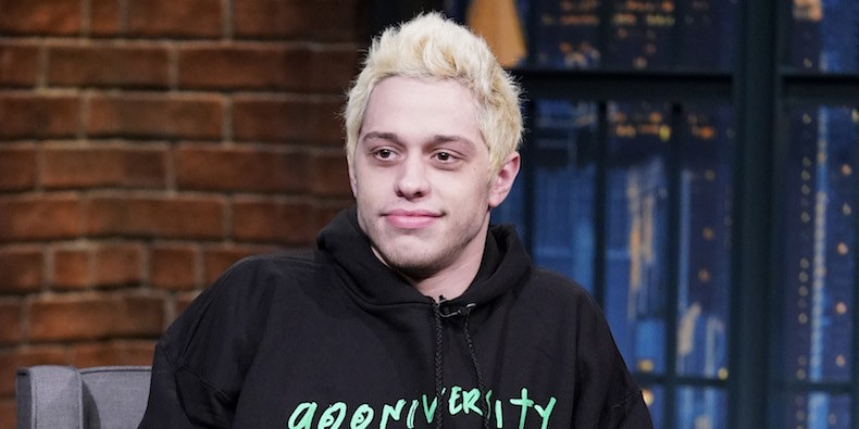 Pete Davidson describes online bullying after Ariana Grande split